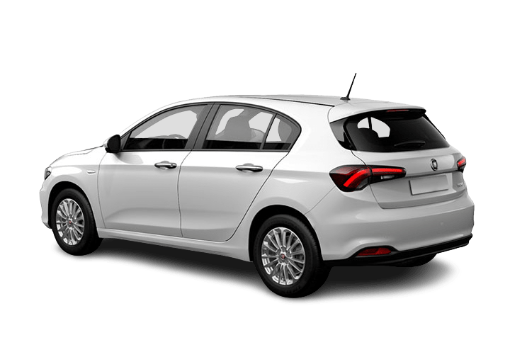 Fiat-Tipo-Life 1.0-rear