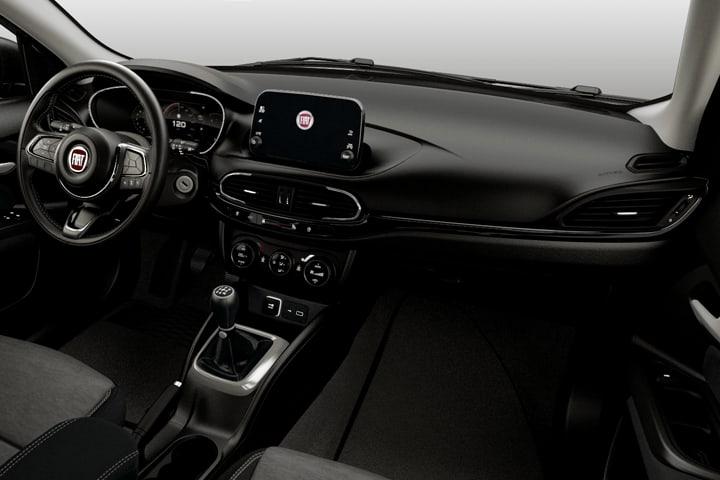 Fiat-Tipo-Cross 1.0-interior