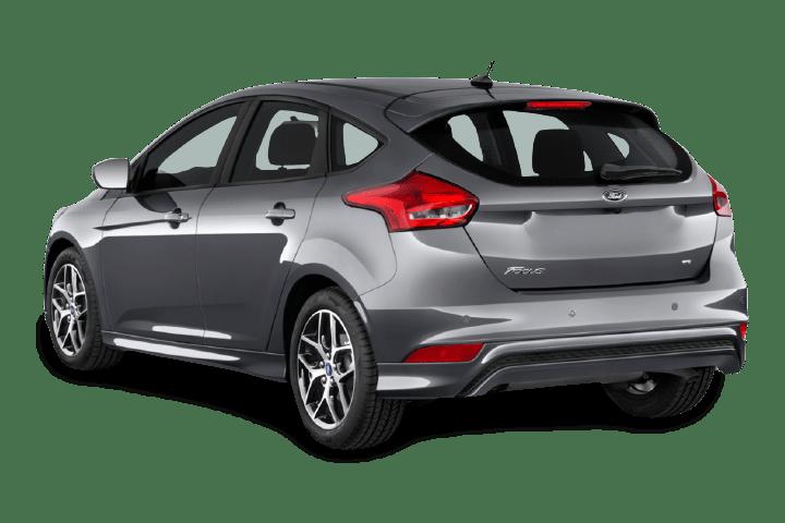 Ford-Focus-1.5 TDCi Trend+-rear
