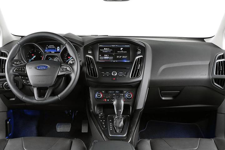 Ford-Focus-1.5 TDCI Trend+ Sportbreak-interior