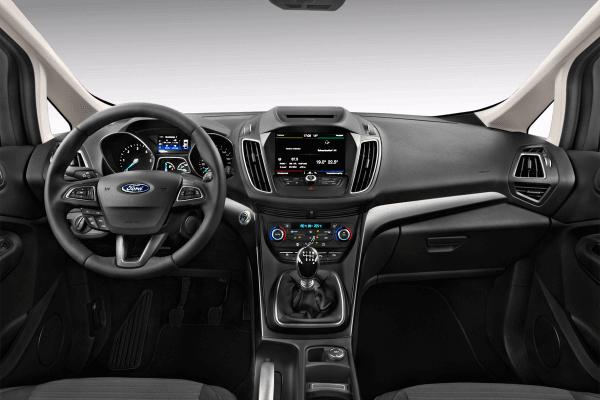 Ford-Grand C-Max-1.5 TDCi 120CV Trend+-interior