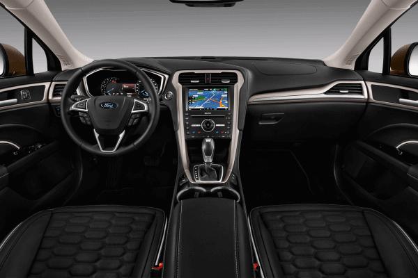 Ford-Mondeo-(O) 2.0 Híbrido 137kW (187CV) Titanium H-interior