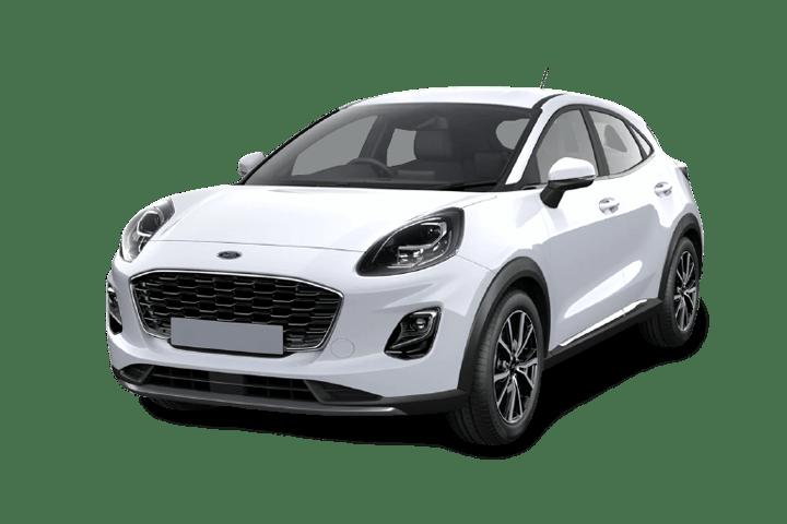Ford-Puma-1.0 Ecoboost Titanium MHEV