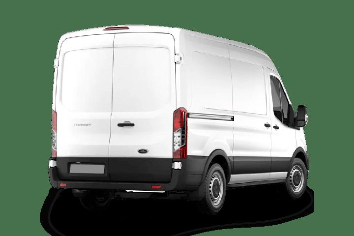Ford-Transit-Van L2H2 FWD 310N1 EcoBlue MHEV-rear