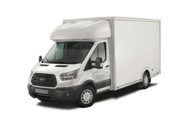 Ford-Transit Chasis Cabina-FT 350 L3  2.0 TDCi Trend Isotermo+Plataforma