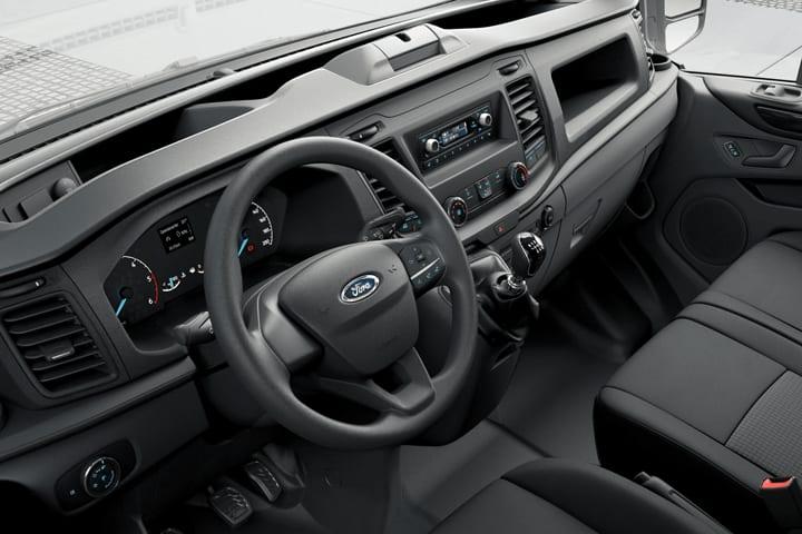 Ford-Transit Custom-2.0 TDCi FT 280 L1 Trend MHEV-interior