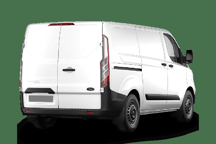 Ford-Transit Custom-2.0 TDCi FT 280 L1 Trend MHEV-rear