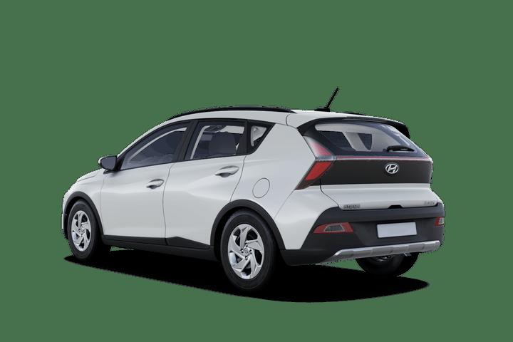 Hyundai-Bayon-1.2 MPI Essence-rear