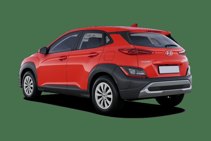 Hyundai-Kona-1.6 GDI HEV Klass DT-rear
