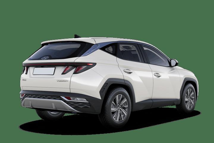 Hyundai-Tucson-1.6 CRDI 48V DCT Tecno-rear