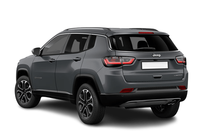 Jeep-Compass-1.6 Mjet Limited FWD-rear
