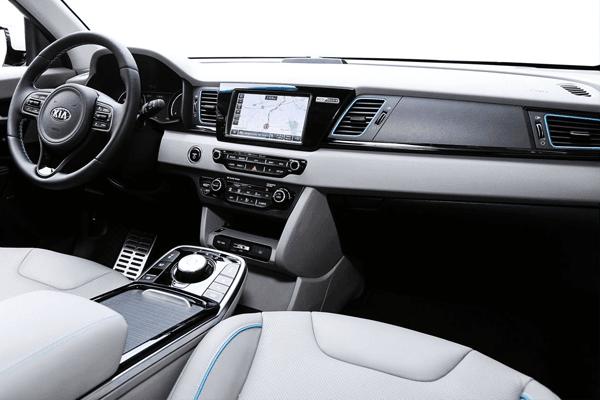 Kia-e-Niro-Drive Long Range-interior