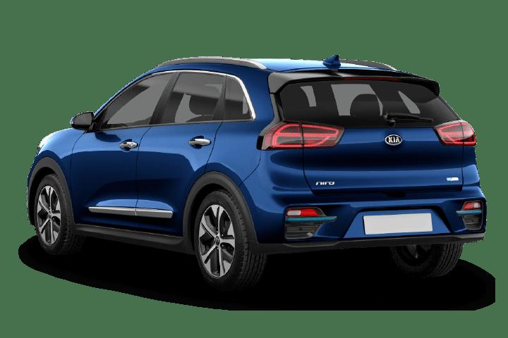 Kia-e-Niro-Drive Long Range-rear