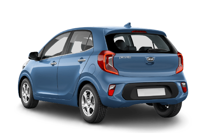 Kia-Picanto-1.0 DPi Concept-rear