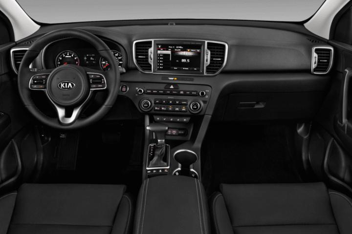 Kia-Sportage-1.7 CRDi VGT Drive 4x2 Eco-Dynamics-interior