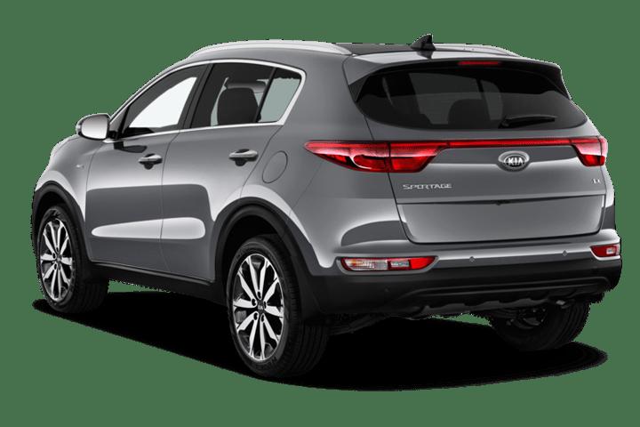 Kia-Sportage-1.7 CRDi VGT Drive 4x2 Eco-Dynamics-rear