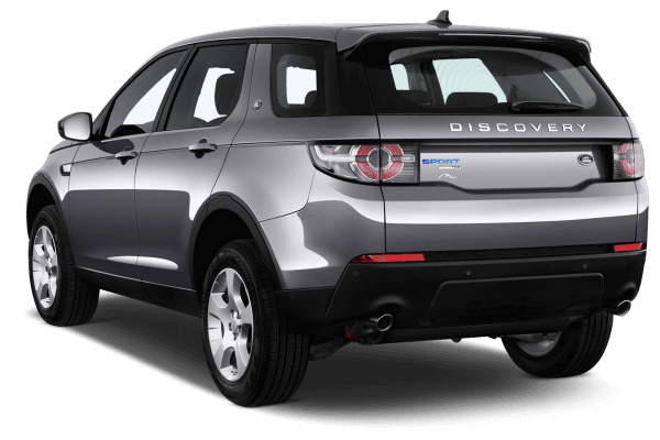 Land Rover-Discovery Sport-2.0L TD4 4x4 SE-rear