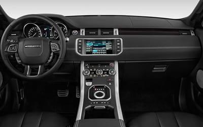Land Rover-Range Rover Evoque-2.0L eD4 Diesel 4x2-interior