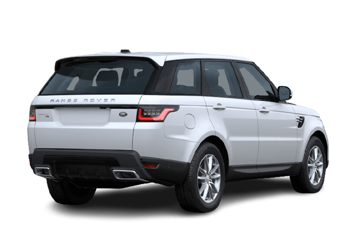 Land Rover-Range Rover Sport-3.0 SDV6 HSE-rear
