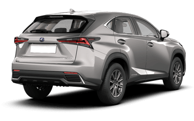 Lexus-NX-2.5 300h Executive 4WD-rear