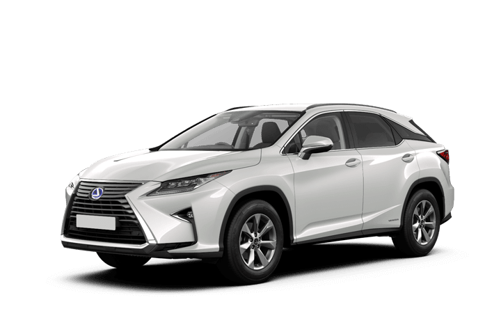 Lexus-RX-Business Plus