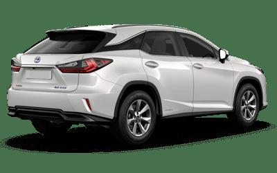 Lexus-RX-Business Plus-rear