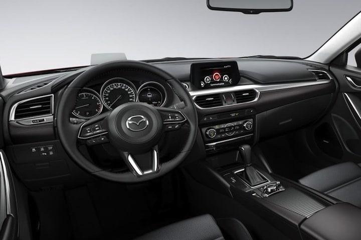Mazda-6-2.2 DE Luxury-interior