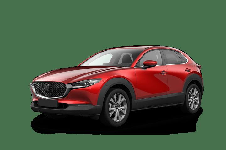 Mazda-CX-30-Skyactiv-G 2.0 2WD Evolution