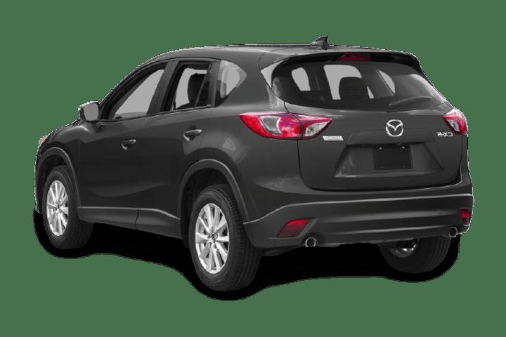 Mazda-CX-5-2.2 DE 2WD Luxury-rear