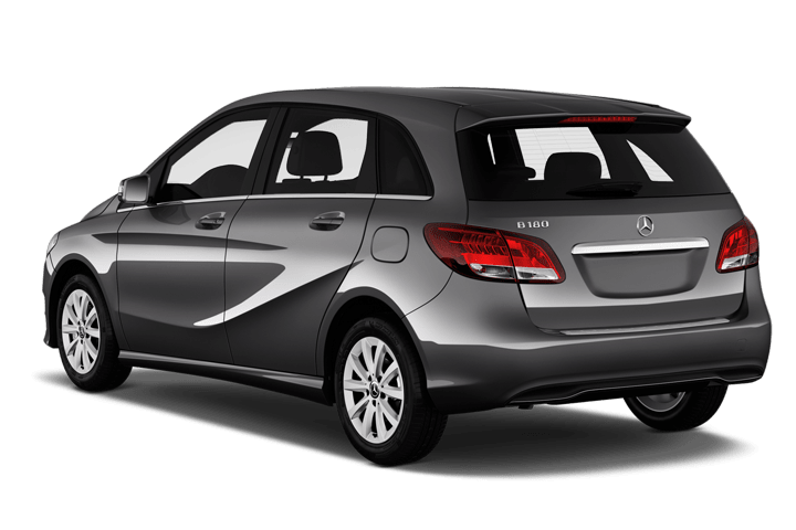Mercedes-Clase B-B 200 d 4MATIC-rear