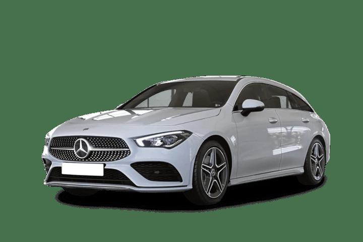Mercedes-CLA Shooting Brake-200d DCT AMG Line
