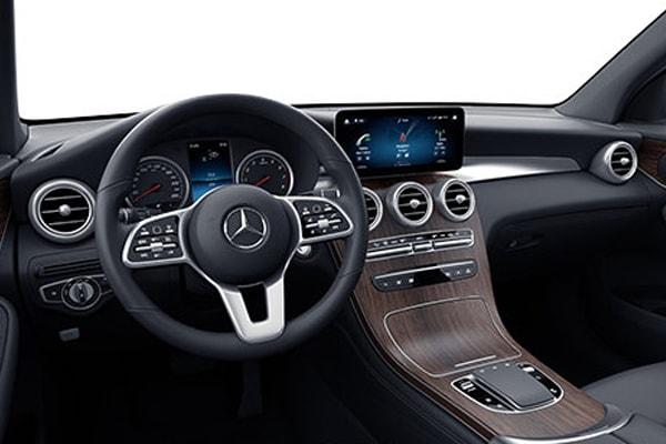 Mercedes-GLC-GLC 220 d 4MATIC-interior