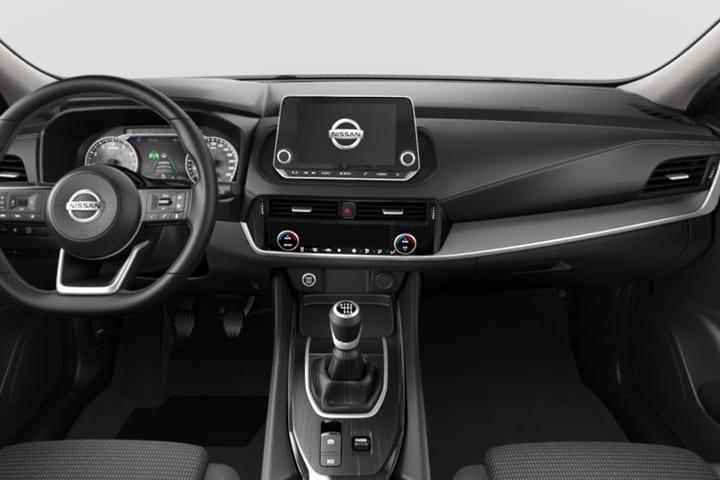 Nissan-Qashqai-1.3 DIG-T 2WD MT MHEV Acenta-interior