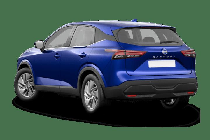Nissan-Qashqai-1.3 DIG-T 2WD MT MHEV Acenta-rear
