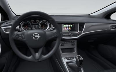 Opel-Astra-1.6 CDTi Business +-interior