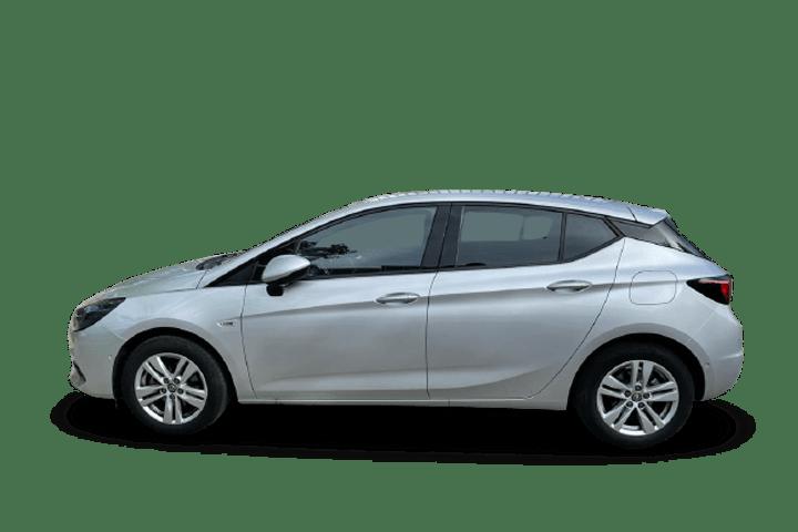 Opel-Astra-1.2t SHL GS Line