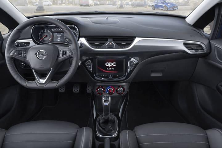 Opel-Corsa-1.4 Selective 66kW (90CV) GLP WLTP-interior