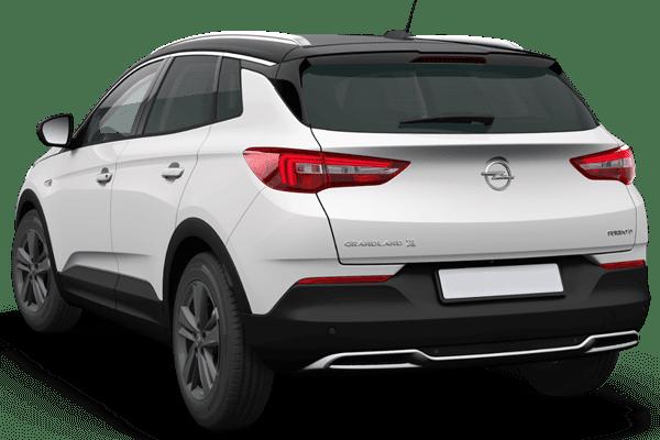 Opel-Grandland X-1.5 CDTi Edition-rear
