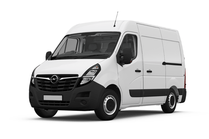 Opel-Movano-2.3 CDTi Furgon FWD L1H2