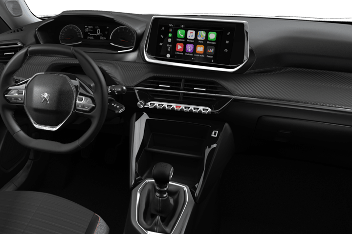 Peugeot-2008-Active Pack BlueHDI-interior