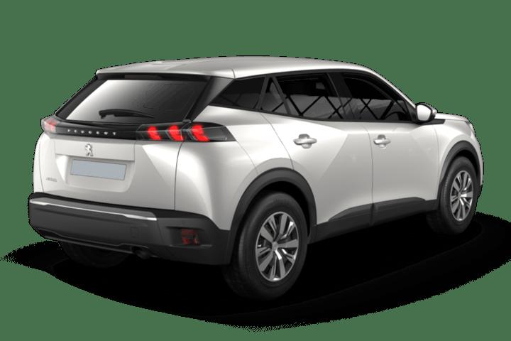 Peugeot-2008-Active Pack BlueHDI-rear