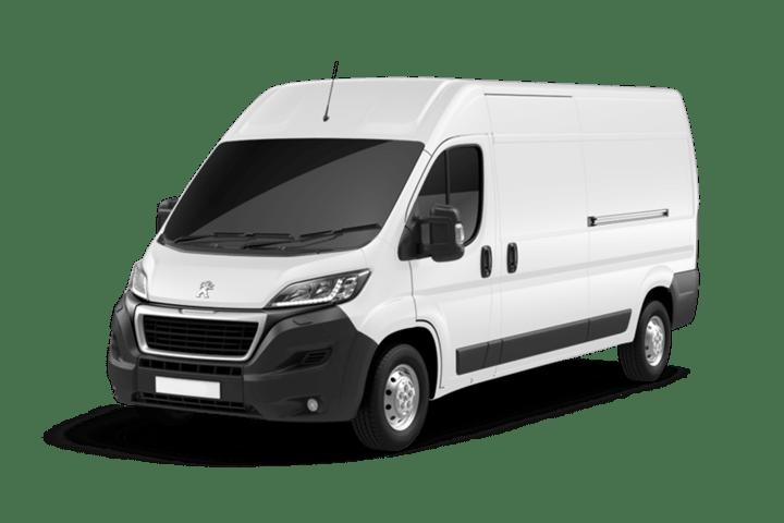 Peugeot-Boxer-Furgon Pack 335 L3H2 BHDi
