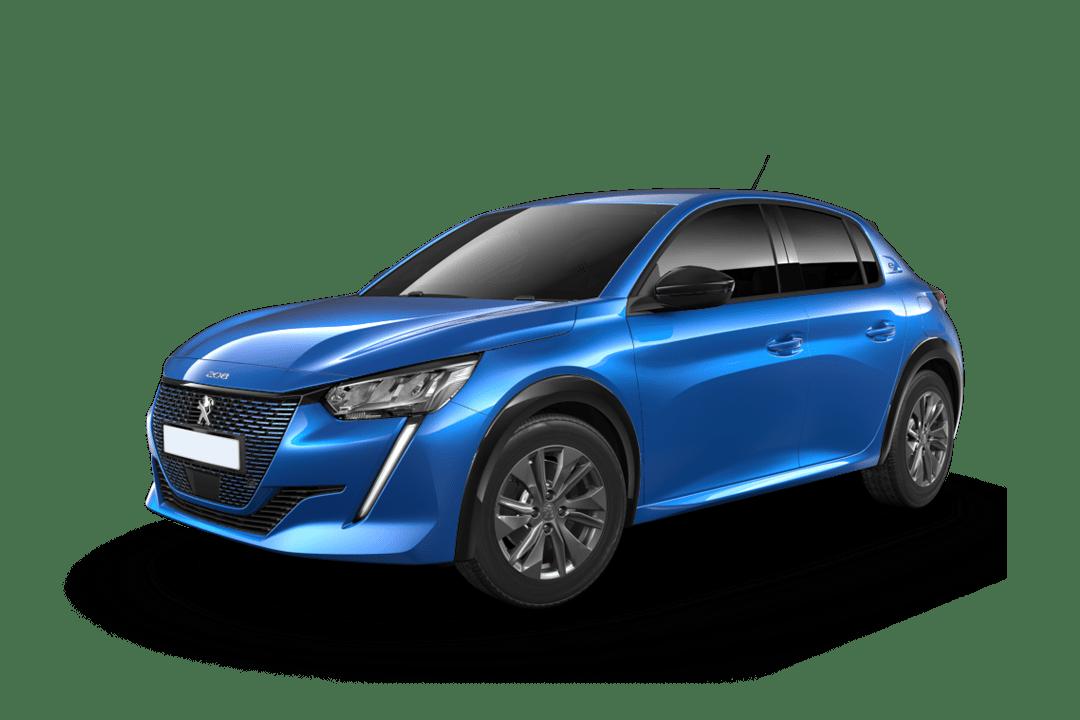 Peugeot-e-208-Electrico Allure