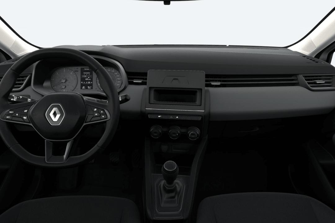 Renault-Clio-Business TCe-interior