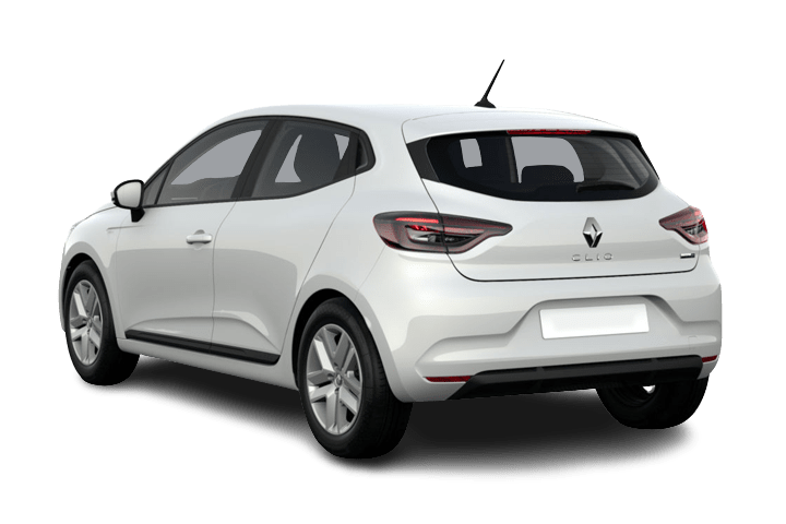 Renault-Clio-Business TCe-rear
