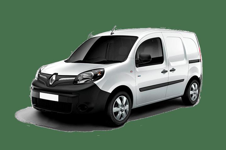 Renault-Kangoo ZE-Z.E. Ss