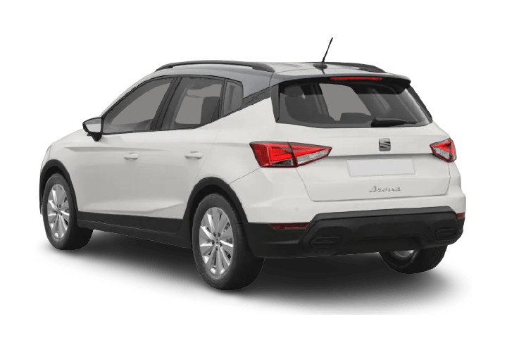 Seat-Arona-1.0 TSI Style-rear