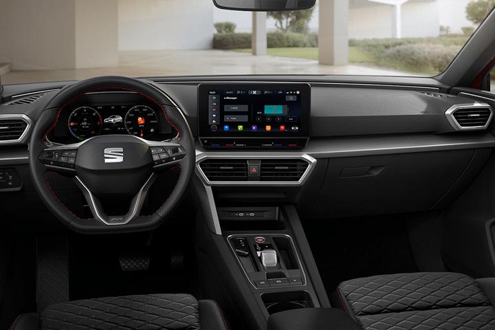 Seat-Leon-Xcellence Go L e-Hybrid 1.4 DSG-interior