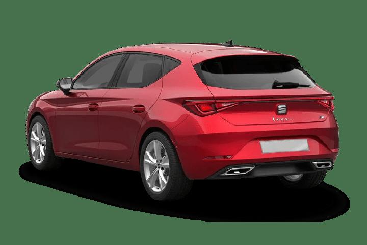 Seat-Leon-Xcellence Go L e-Hybrid 1.4 DSG-rear