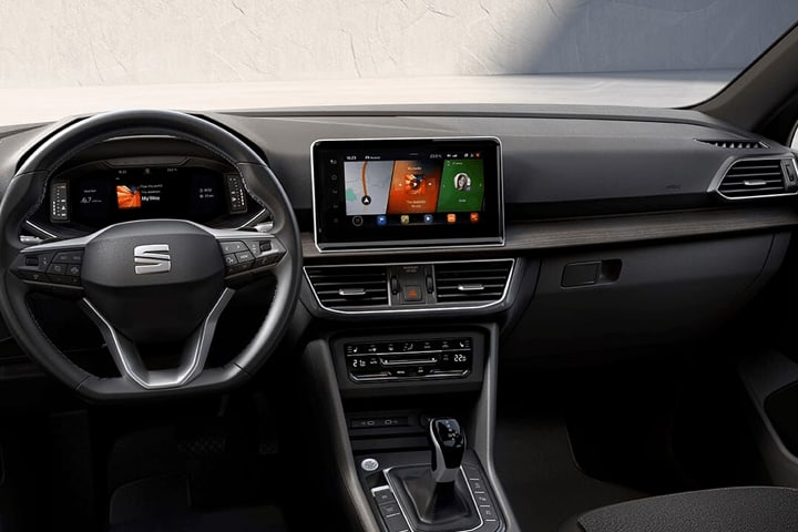 Seat-Tarraco-e-Hybrid DSG Xcellence Go-interior
